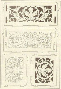 Новости [Scroll saw box pattern; no lid shown] Cardboard Crafts, Wood Crafts, Diy And Crafts, Paper Crafts, Box Patterns, Scroll Saw Patterns, Kirigami, Intarsia Woodworking, Woodworking Projects
