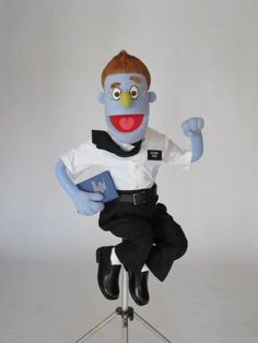AGH THIS IS AMAZING! Avenue Q meets The Book of Mormon!