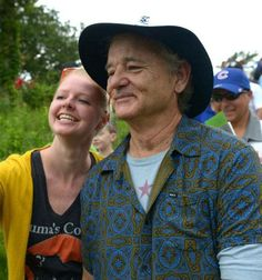 Bill Murray: cool grandpa, Grateful Dead fan and superlatively good human.