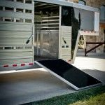 Trailers | Bloomer Trailers Livestock Trailers, Horse Trailers, Showing Livestock, Lambs, Cows, Outdoor Decor, Barn, Trucks, Horses
