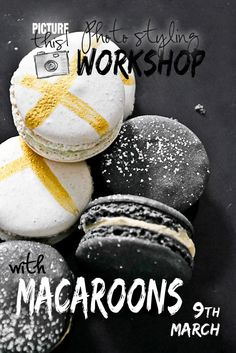 Mad about Macaroons? Me too! Come and create your own stylish Macaroon photos! Get inspired here http://pinterest.com/paulinaarcklin/macaroon-love/. Check more from the website!