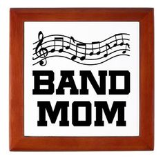 Band Mom Staff Keepsake Box > Band Mom Marching Staff T-shirts > www.cafepress.com/milestonesmusic - Music Tshirts
