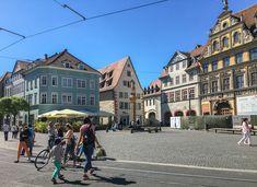 Ein Tag in Erfurt. Die 8 besten Erfurt Reisetipps, Sehenswürdigkeiten, Highlights, Insidertipps und Must Sees die jeder besichtigt und gemacht haben sollte.