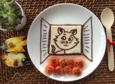 Comida creativa para niños  (1)