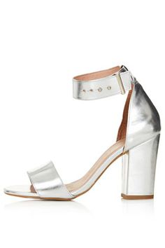 RAMBLE Square Toe Sandals - Heels - Shoes