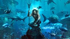 """Read more about 'Aquaman' to release in India before US on Business Standard. Jason Momoa-starrer """"Aquaman"""" will hit the screens in India on December a week ahead of its release in the US. Jason Momoa Aquaman, Arthur Curry, Patrick Wilson, 2018 Movies, New Movies, Movies Online, Imdb Movies, Film Online, Movies Free"""