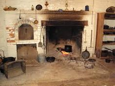 Image result for open hearth cooking