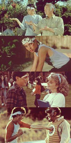 beautyandthegrease:    The Karate Kid, 1984