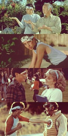 beautyandthegrease:    The Karate Kid, 1984