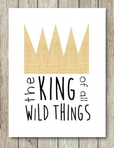 Instant Download Printables  The King of all by CoCoStineDesigns, $5.00
