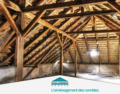 Comment aménager les combles de votre maison ? http://www.diogo.fr/actualites/actu/106/comment-amenager-les-combles-de-votre-maison---groupe-diogo-fernandes/