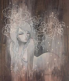 Audrey Kawasaki | Paintings | Illustration | Inspiration