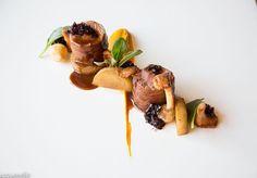 Pancetta-Wrapped Shrimp All' Amatriciana by Rachael Ray | BonAppetit ...