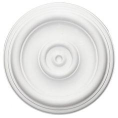 Ekena Millwork CM12TR 12-Inch OD x 3-Inch ID x 1-Inch Traditional Ceiling Medallion, http://www.amazon.com/dp/B004588UJQ/ref=cm_sw_r_pi_awdm_kErKvb0YRE2QJ