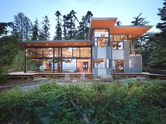 Contemporary design – Port Ludlow Residence, Washington - http://www.adelto.co.uk/contemporary-design-port-ludlow-residence-washington