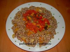pohanka, jáhly, cizrna, bulgur Fried Rice, Quinoa, Fries, Ethnic Recipes, Food, Bulgur, Essen, Meals, Nasi Goreng