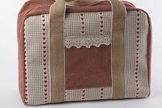 Sewing machine bag instructions - Sew What? by Debbie Shore