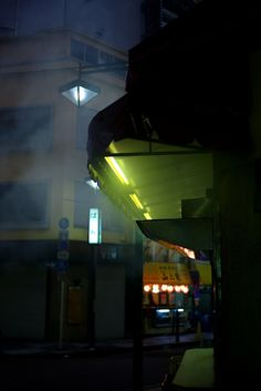 The Smoke by chachahavana