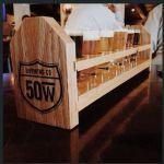 Trying them all at 50 West Brewing