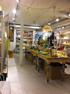 Inside the shop OPTIONS! in Amsterdam! Read more about this shop on http://livwow.nl! #options #amsterdam