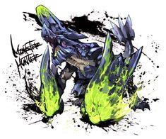 Monster Hunter Fanart - Brachydios