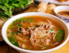 Pho (Rindfleischsuppe Hanoi) - Rezept - ichkoche.at