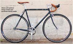 Wabi Cycles Special fixed gear bike specs Road Bikes, Cycling Bikes, Speed Bike, Fixed Gear Bike, Bike Design, Vintage Bicycles, Bike Life, Biking, Specs