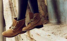 hightop chukkas boots