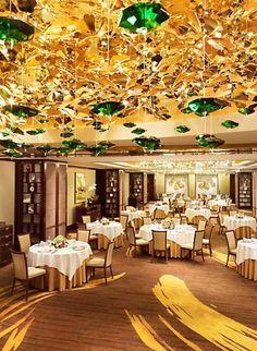 Kam Lai Heen Chinese Restaurant - classic Cantonese food dining - Grand Lapa Macau, by Mandarin Oriental Hotel Group