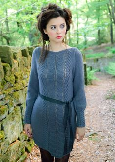 Tunic from the Louisa Harding Orielle Booklet