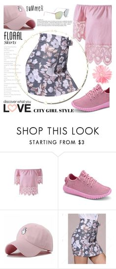 """""""T2/4"""" by jecakns ❤ liked on Polyvore featuring Floralskirts"""
