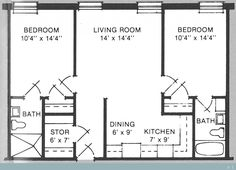700 Sq Ft House Plans with divine wesley acres retirement community decatur alabama floor plans home houzz