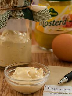 Verse mayonaise - Niet te vergelijken met mayonaise uit een potje!