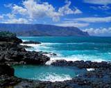 Queens Bath, Kauai...sea turtles & gorgeous views