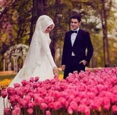 165+ Cute and Romantic Muslim Marriage Couples [Updated]
