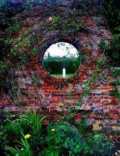 Garden Window <3 also good for glass bottle house