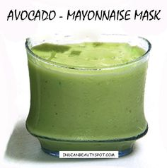 Avocado and Mayonnaise