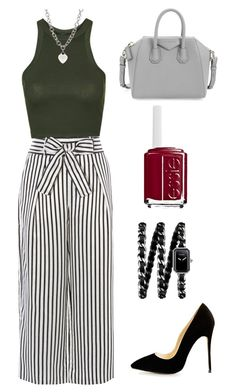 perfect by fatimah42 on Polyvore featuring polyvore, moda, style, Topshop, Karen Millen, Givenchy, Chanel, Tiffany & Co., Essie, fashion and clothing