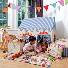 Tente de jeu cabane en coton Magasin de jouets