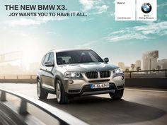 BMW X3 iPad App  Demo