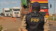 Jornal Nacional - PRF apreende toneladas de alimentos em estradas brasileiras