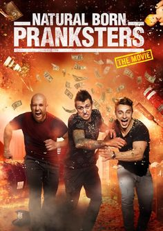 Directed by Roman Atwood, Ben Pluimer.  With Roman Atwood, Vitaly Zdorovetskiy, Dennis Roady, Kevin Brueck. YouTube's best pranksters, Roman Atwood, Vitaly Z, and Dennis Roady make the leap to the big screen.