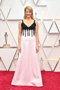 Laura Dern In Armani Prive - 2020 Oscars Lily Aldridge, Armani Prive, Lilly Singh, Regina King, Margot Robbie, Gwyneth Paltrow, Charlize Theron, Brad Pitt, George Mackay