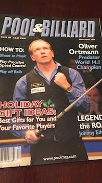 New York City- 2016 will mark the consecutive year of where pool's World Tournament of will be staged. Pool Cues, Magazine, York, City, Warehouse, Magazines, Newspaper