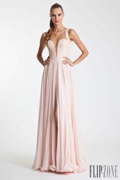 Rani Zakhem Spring-summer 2014 - Ready-to-Wear - http://www.flip-zone.net/fashion/ready-to-wear/independant-designers/rani-zakhem-4195