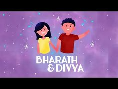 Bharath and Divya Save the Date - YouTube