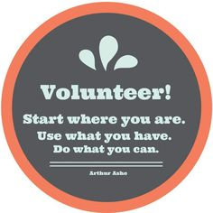 Make a difference in your community. Volunteer from home with ETC!