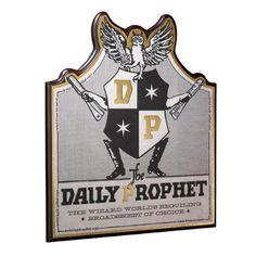 Harry Potter Wandschmuck Daily Prophet 36 x 30 cm