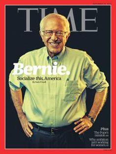 Bernie Sanders Time Magazine Cover