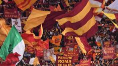 Boom Roma: quasi 100 mln incassati grazie a questa Champions Football Fans, Champion, Amor, Pictures, Graz